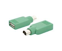 Adaptador USB A Fêmea x PS2