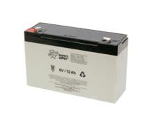 Bateria Selada 6v 12Ah