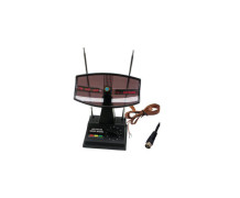 Antena Interna Tipo Parabólica – UHF/VHF/FM