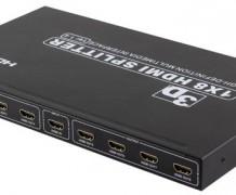 Divisor/Spliter HDMI 8 Saídas – 1.4