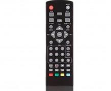 CONTROLE REMOTO CONVERSOR DIGITAL TOMATE/AQUARIUS – DTV5000_7000 / MCD8000